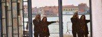 amiche a venezia